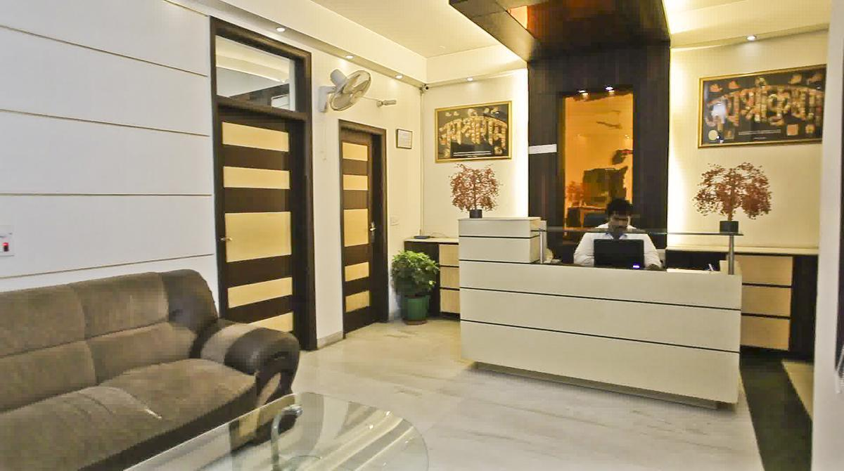 corporate hotel rooms at Hotel Anand Villa